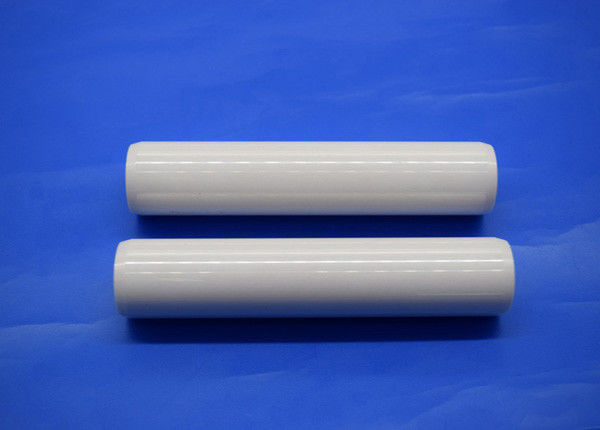 China Factory Customized Sizes High Precision 95% Zr02 Zirconia Ceramic Thermocouple Protection Tube